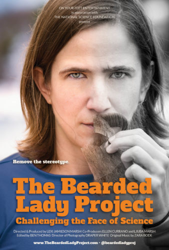 The Bearded Lady Project movie poster.